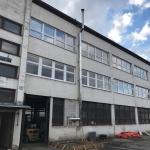 nerezovy trojvrstvovy komin priemyselna budova