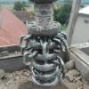 frezovacia hlava na komine