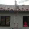 obnova komina pocas prac