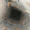 pohlad do stareho komina pred