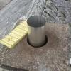 vlozkovanie kominov pocas prac