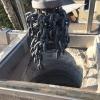 pocas frezovania komina