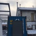 trojvrstvovy nerezovy komin kontajner