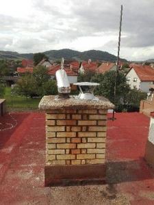 frézovanie vložkovanie komínov